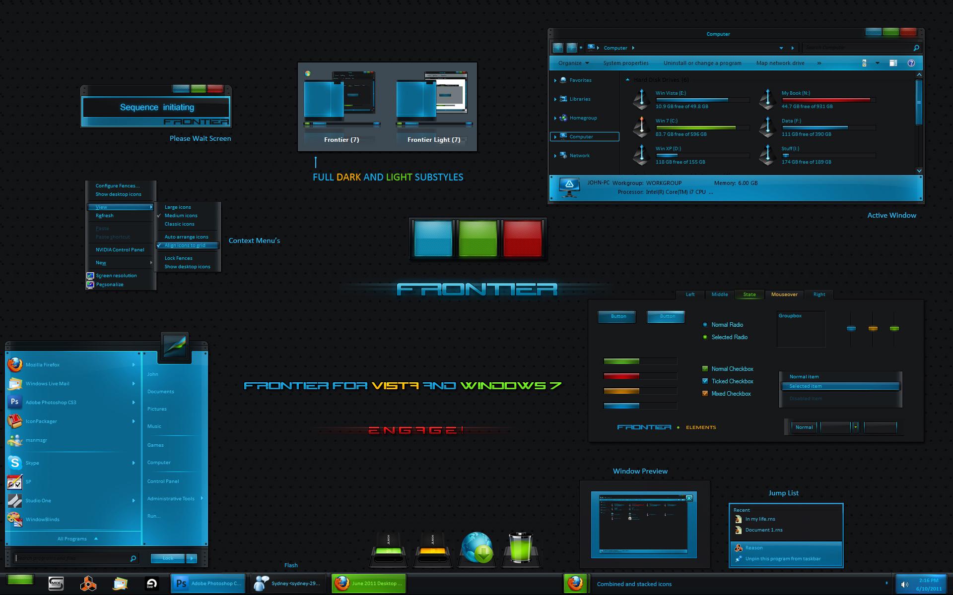Window blinds 8 theme windows 7 netbooks with windowblinds 7 forum.